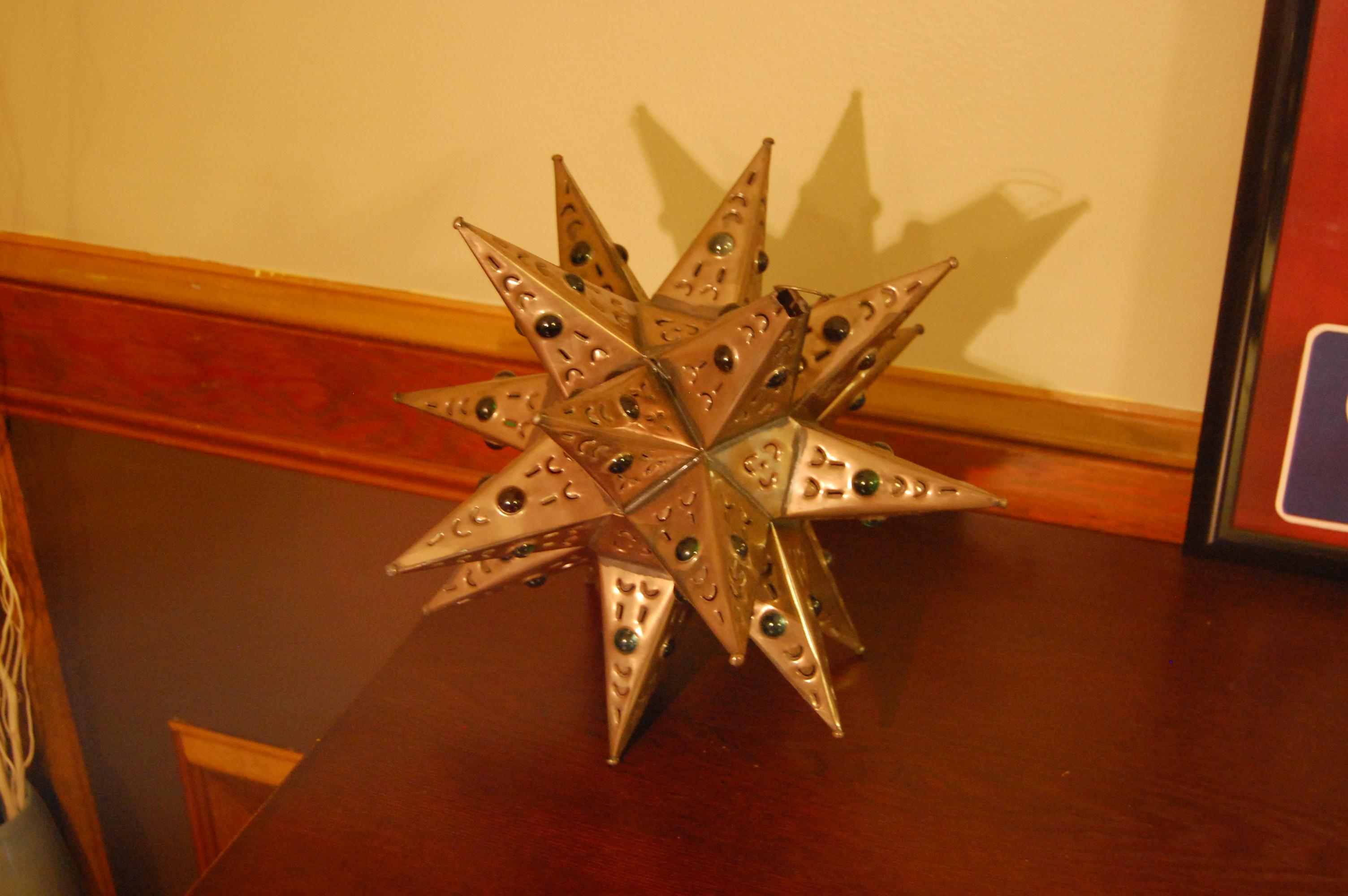 lighting ceiling doteco uk fixture lightstar star amazon moravian light pendant co