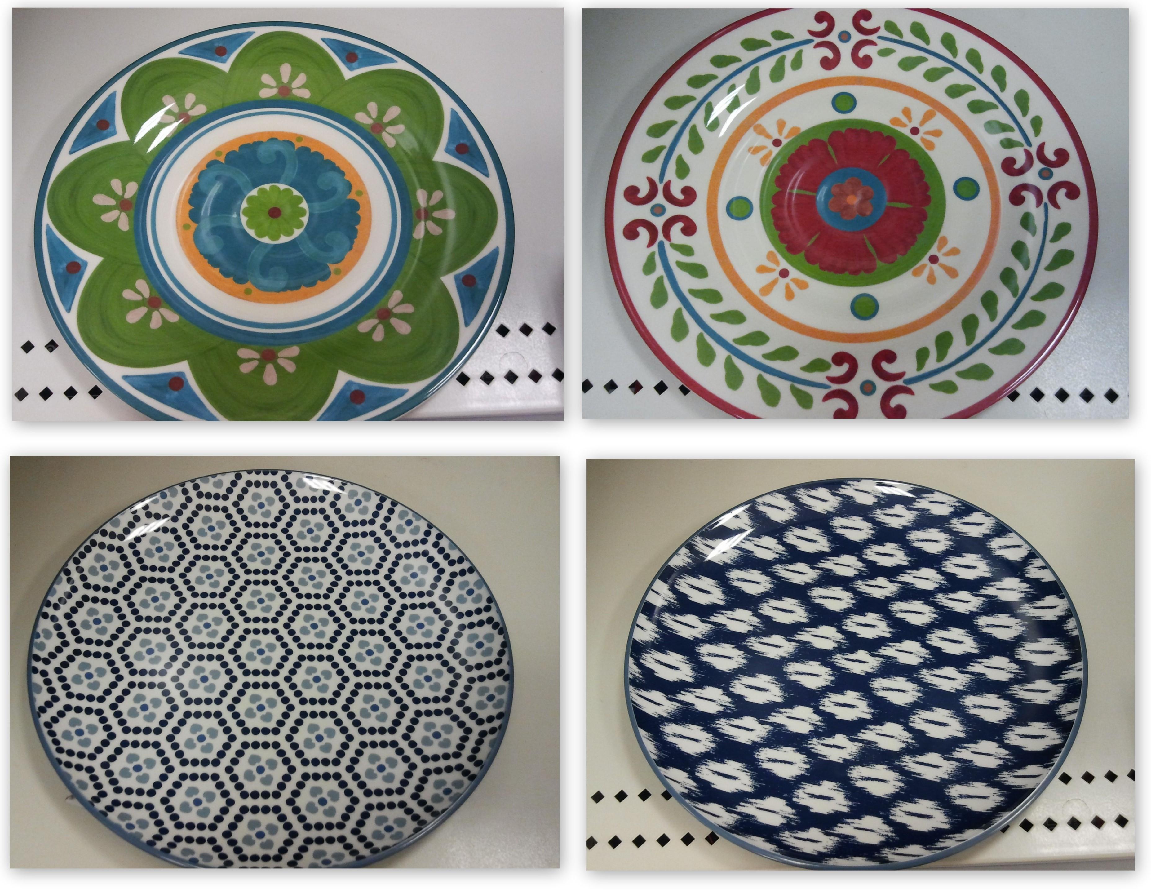 Melamine Santa Dinner Plate 10 5 White Red Threshold Target  sc 1 st  Plate & Target White Melamine Plates - Best Plate 2018
