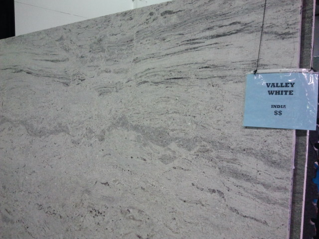 Valley White Granite : White granites design ocd