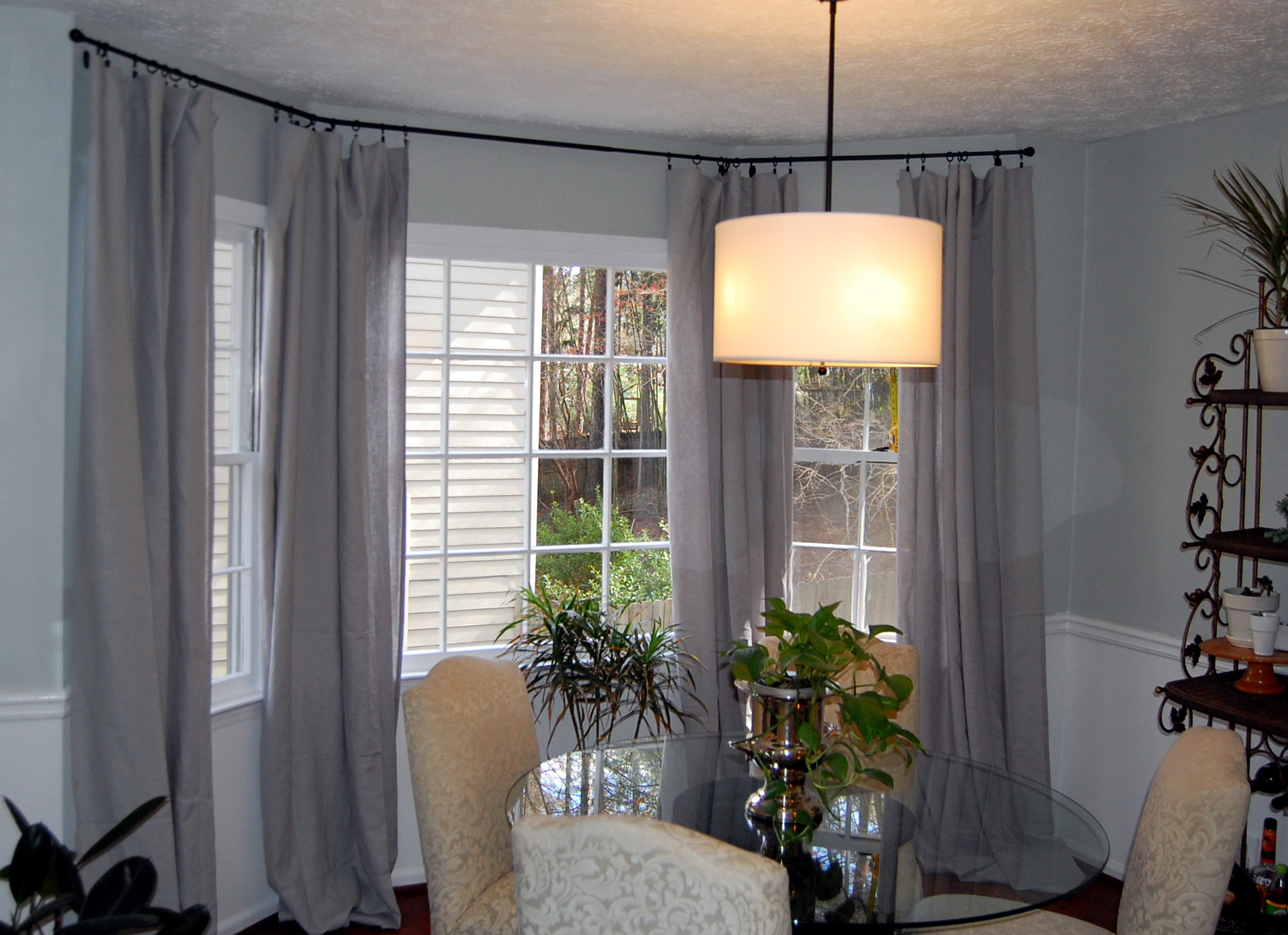 cafe window kitchen curtains no ideas linen simple curtain sew stylings