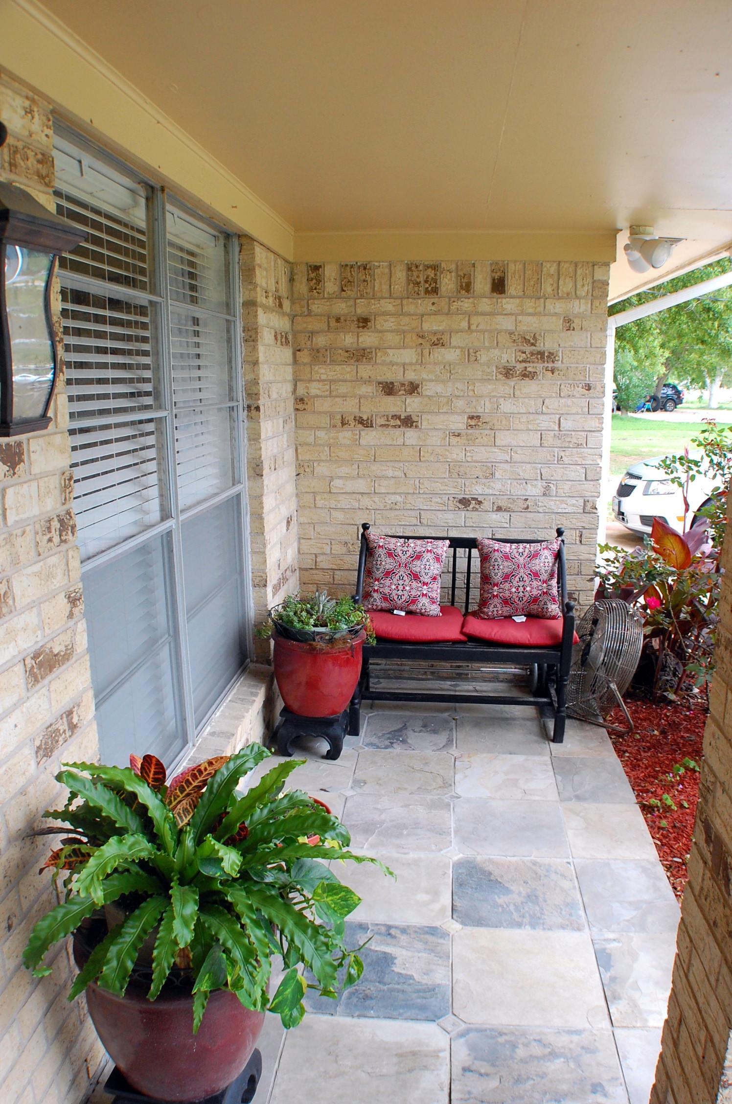 Room Tour Front Porch Designocd