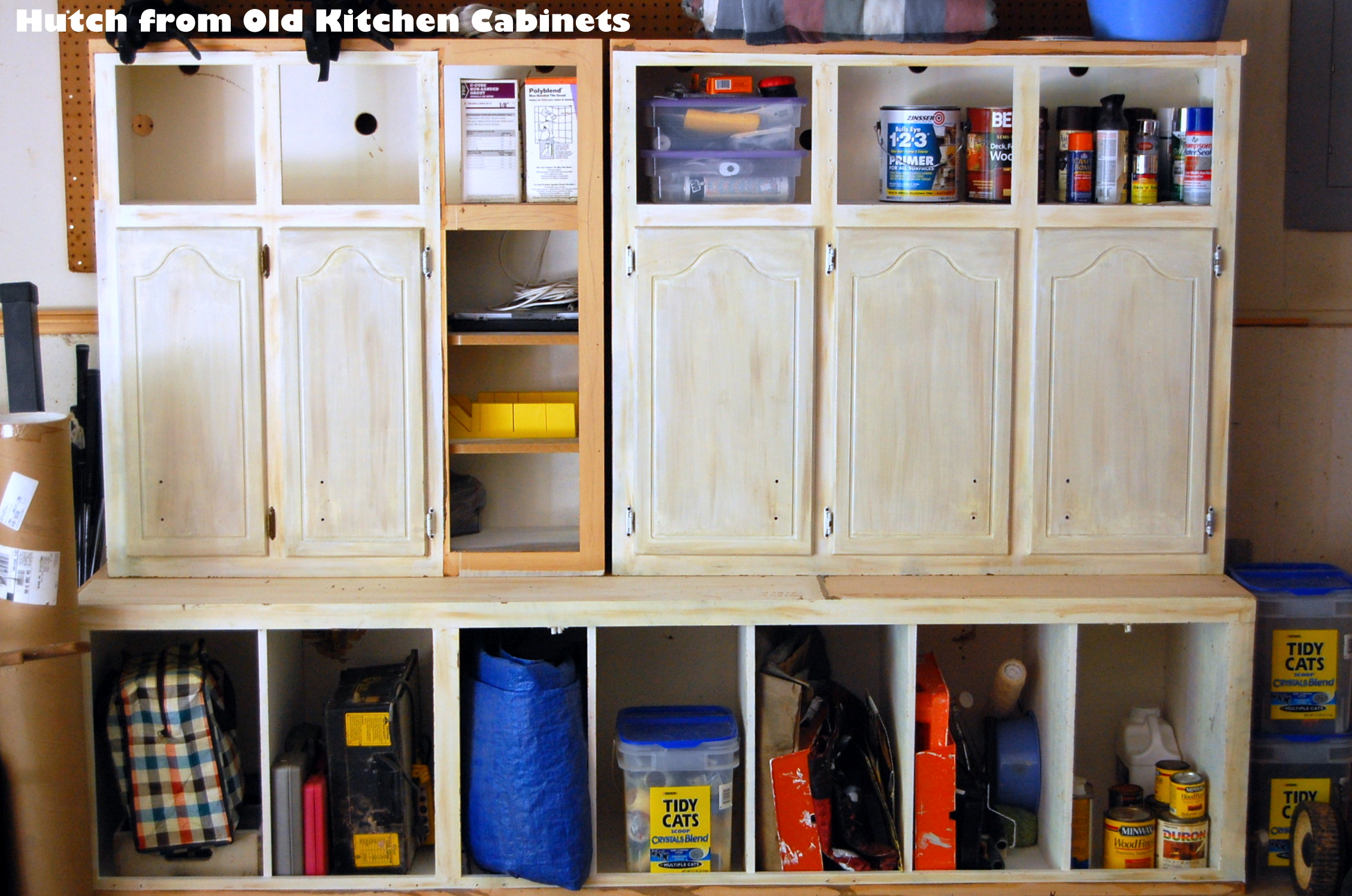 Pantry Cabinet: Large Pantry Storage Cabinet with brown wooden ...