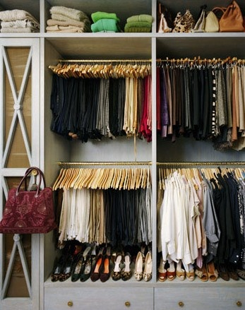 Closet organization for Ideas to organize a closet